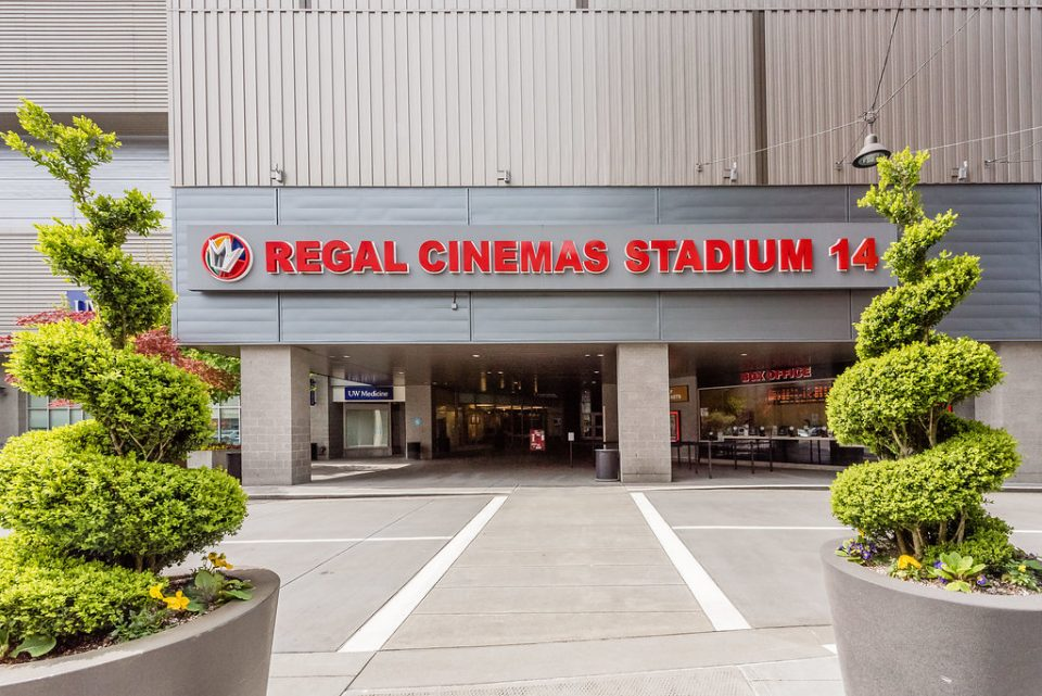 Regal Cinemas Stadium 14 Near Thornton Place Apartments In Seattle, WA