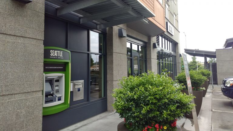 Seattle Credit Union Near Thornton Place Apartments In Seattle, WA